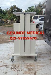 Troli Darurat Rumah Sakit