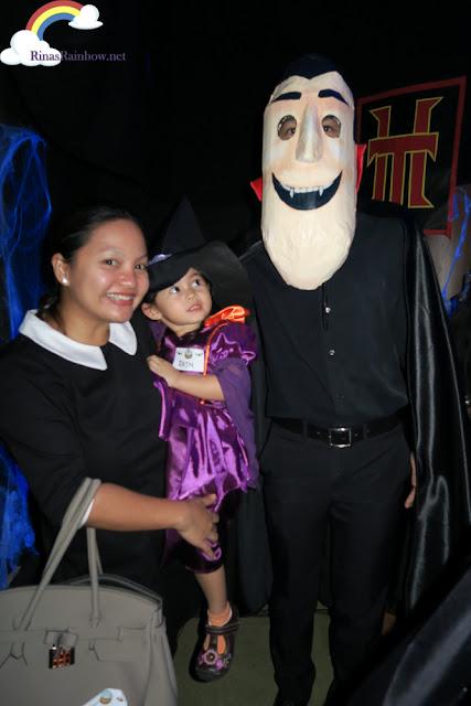 Hotel Transylvania costume