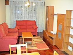 Piso de dos dormitorios en alquiler en Los Castros, amueblado, garaje. 500€