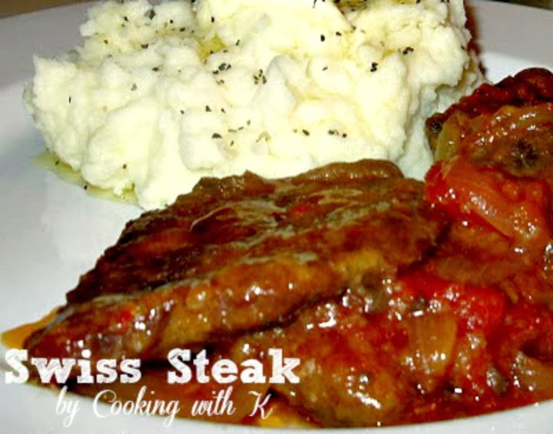 Cooking with K: Kay's Swiss Steak