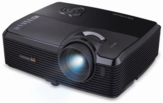 ViewSonic Pro8520 HD