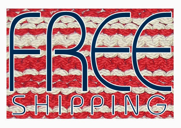 Free US Ground Shipping on Macrame Super Store.com