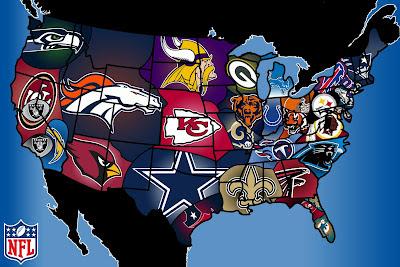 Estos son los 5 estadios más grandes de la NFL