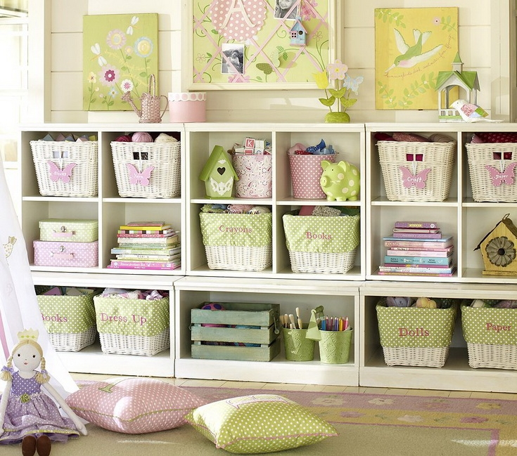 7 Stylish Toy Storage Ideas Nooshloves