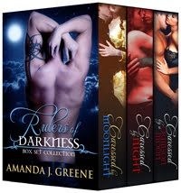 Rulers of Darkness Box Set