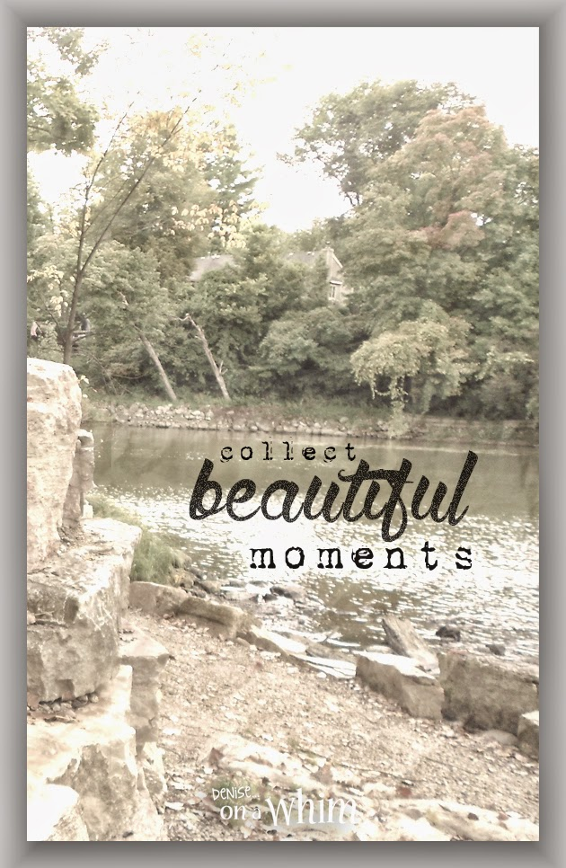 Collect Beautiful Moments from Denise on a Whim
