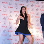 Alia Bhatt Super Sexy Legs Show At The Launch Of Filmfare Megazine October 2012 Edition