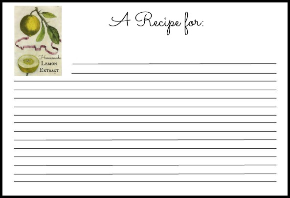clipart for recipes - photo #25