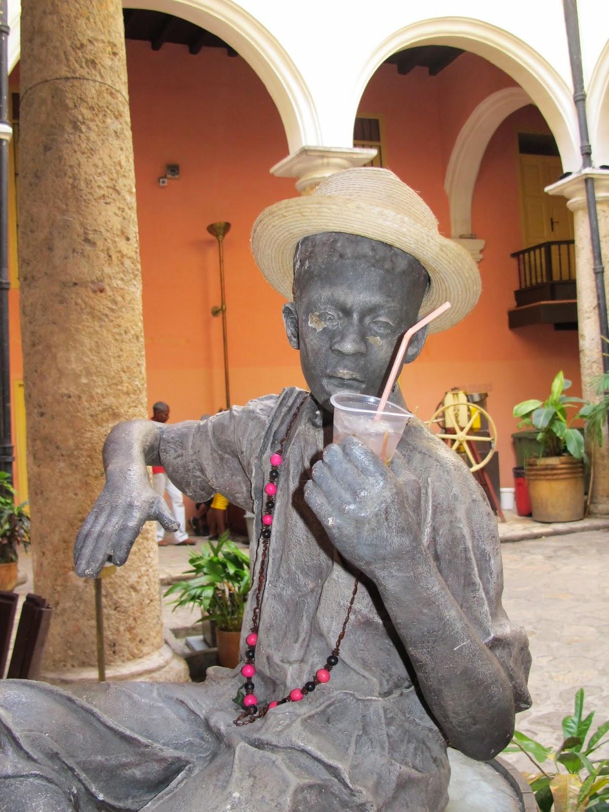 museu do rum cuba habana com criança havana club