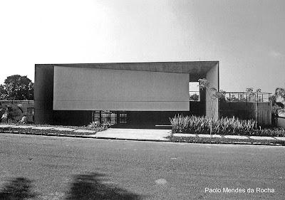 Vivienda familiar de estilo Moderno en San Pablo, Brasil 1976 - 80