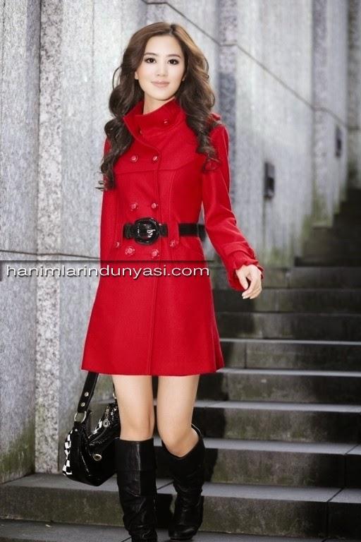 2014 Yeni Moda Bayan Mont Modelleri