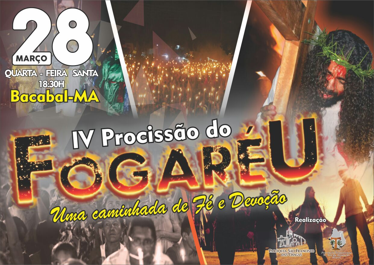 IV PROCISSÃO DO FOGARÉU