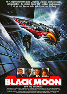"Recenzja filmu ""Black Moon Rising"" (1986), reż. Harley Cokeliss"
