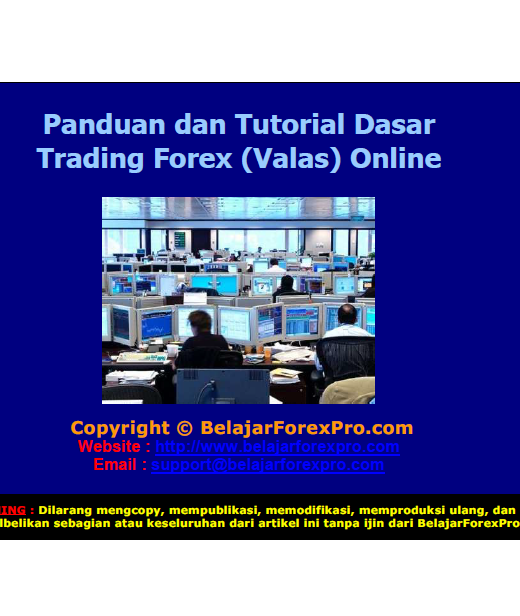 Tutorial forex bahasa indonesia pdf