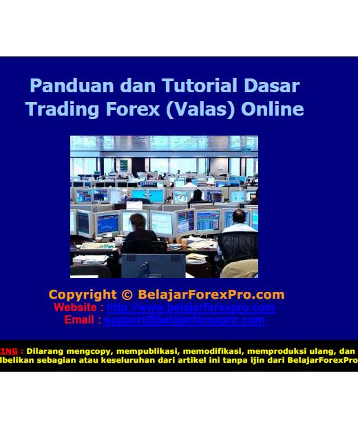 Cara belajar trading forex untuk pemula