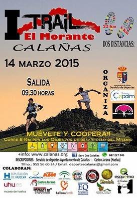 I TRAIL EL MORANTE (CALAÑAS)