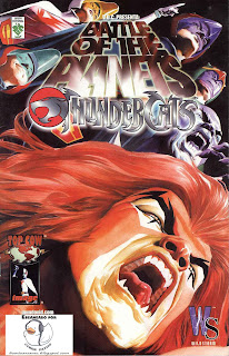 Thundercats Comic on Battle Of The Planets  Fuerza G    Thundercats   Buenos Comics
