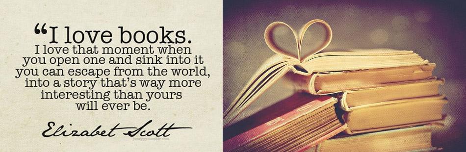 Czytam jednym tchem...Moje książkozmagania.