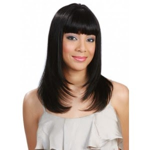 Bobbi Boss 100% Remi Human Hair Wig Heart MH1209