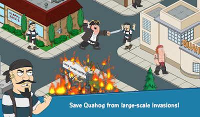 Family Guy The Quest For Stuff v1.9.7 MOD APK