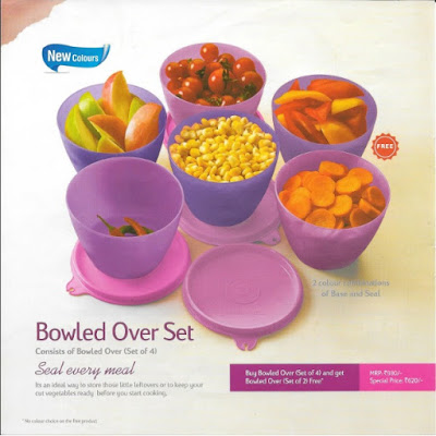 Tupperware June Flyer 2015