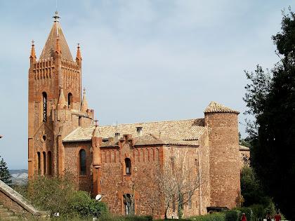 Església del Sagrat Cor de Casademunt