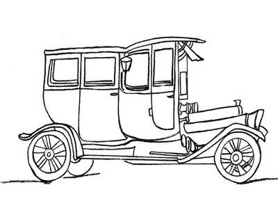 a desenhar Carros  tunado fusca agile colorir