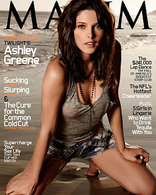 Ashley Greene Maxim Photoshoot