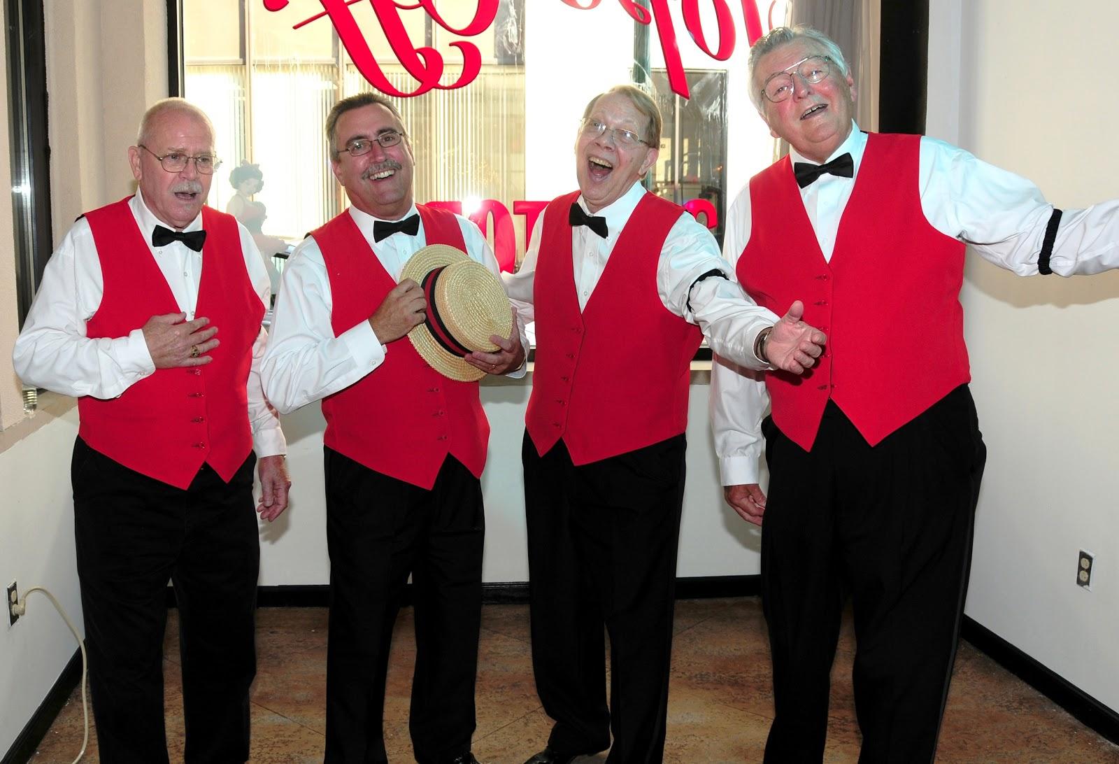 Barber Quartet
