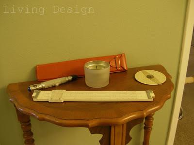 Living Design: Bathroom and Vanity