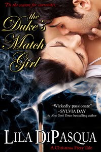 The Duke's Match Girl - A Fiery Tale Novella!