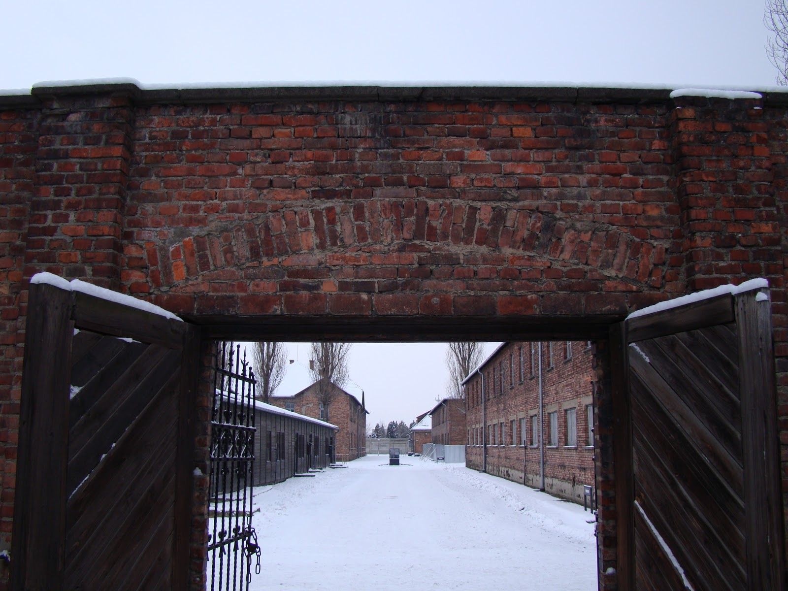 Auschwitz 2012 auschwitz 1 the wall of death