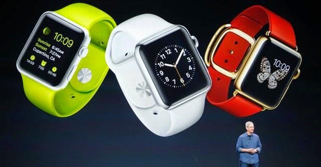 Lý giải tên gọi Watch của Apple