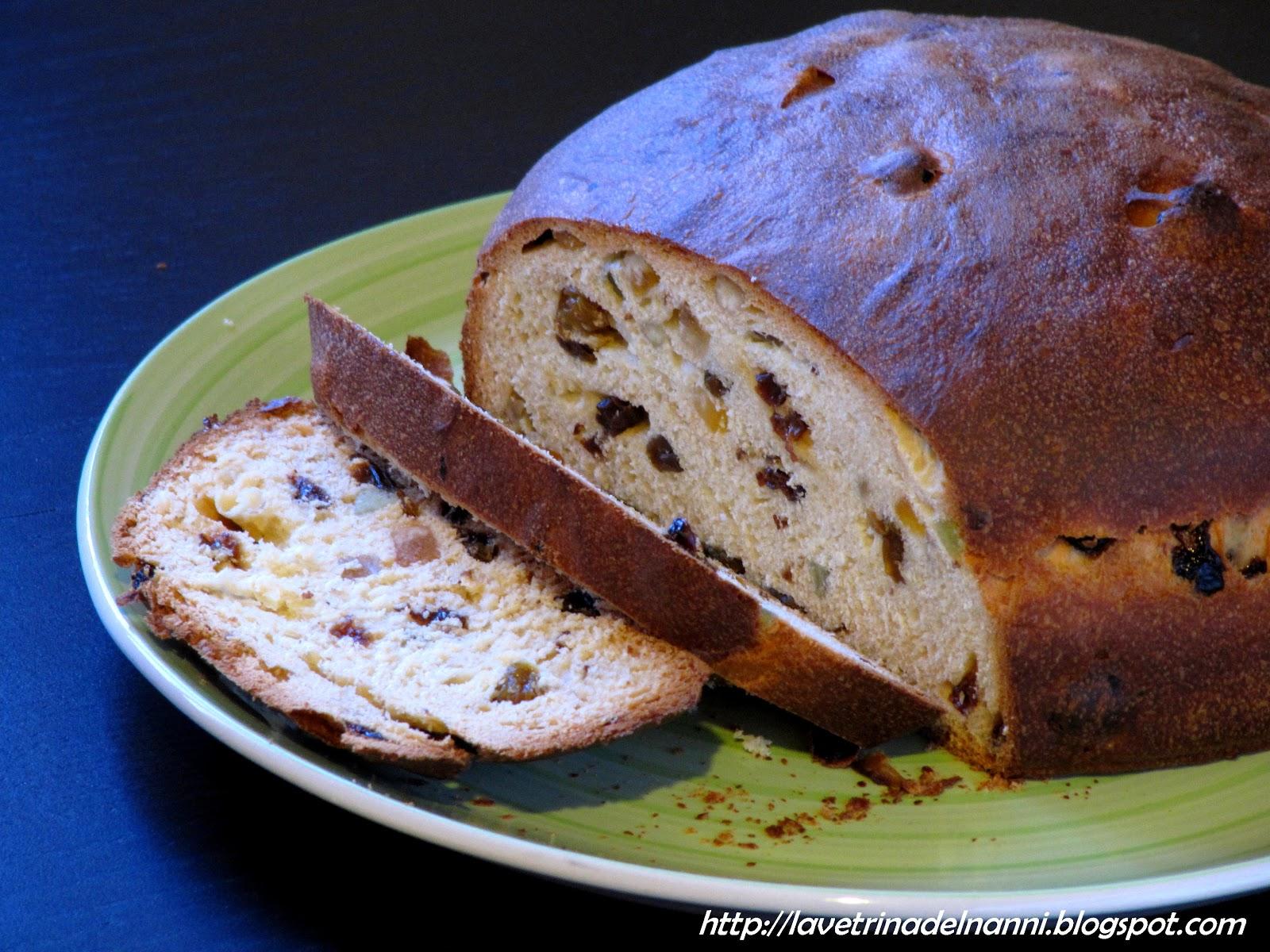 La vetrina del Nanni: Barm Brack Cake