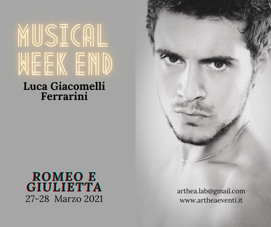 MUSICAL WEEKEND CON LUCA GIACOMELLI FERRARINI