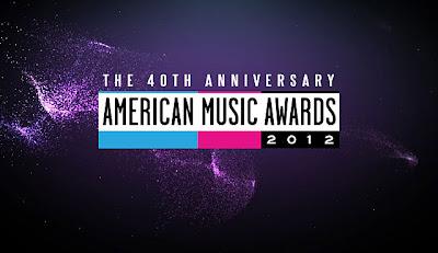 The 40th American Music Awards (2012) HDTV 550Mb Mkv