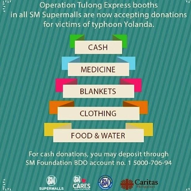 CebuOnlineTV-Yolanda-Donations-SM