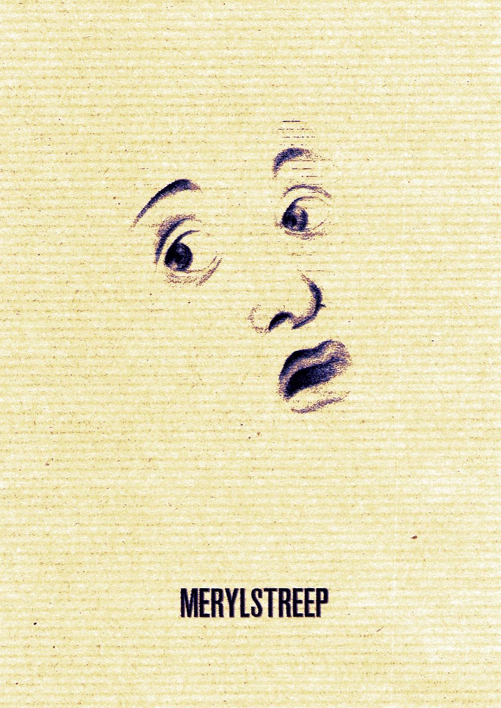 MerylStreep - Maqueta