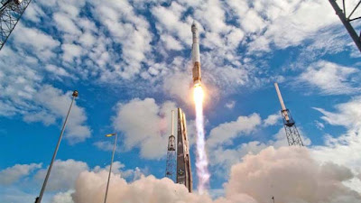 NRO Launches US Spy Satellite On Secret Mission