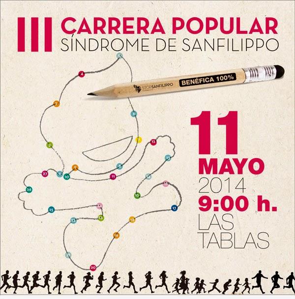Corriendo por Las Tablas - III edición Carrera Stop Sanfilippo