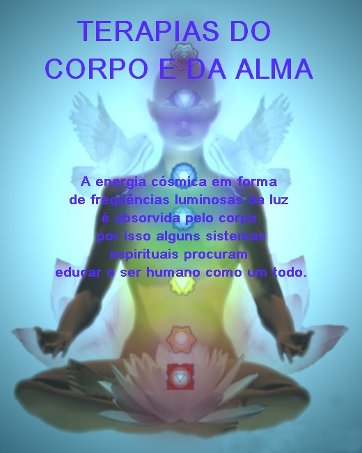 TERAPIAS DO CORPO E DA ALMA