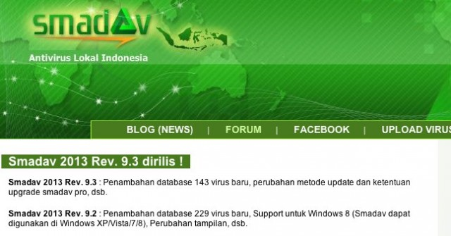 Download Smadav 9.3 Full Version - Smadav Terbaru 2013