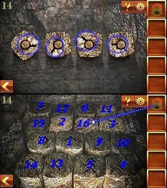 Can You Escape Adventure Level 14 Solution