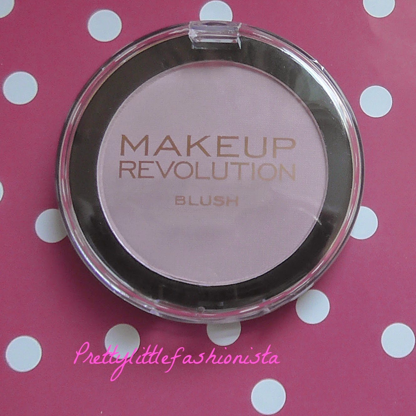 Makeup Revolution Blush in Wow