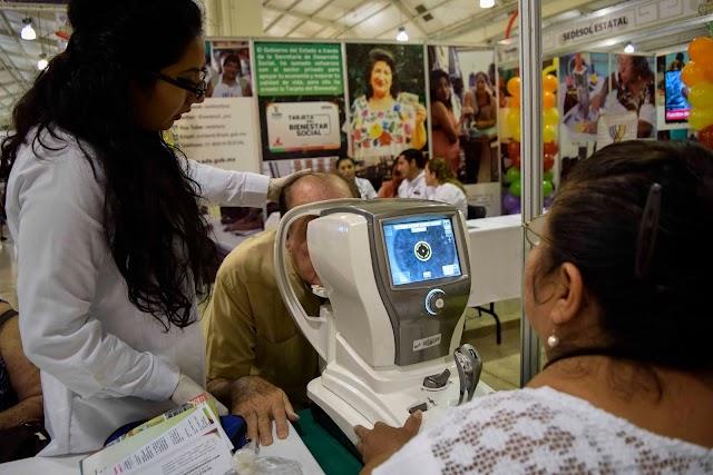 Cumple los objetivos la Expo Adulto Mayor 2015