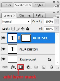 Icon add Layer Mask