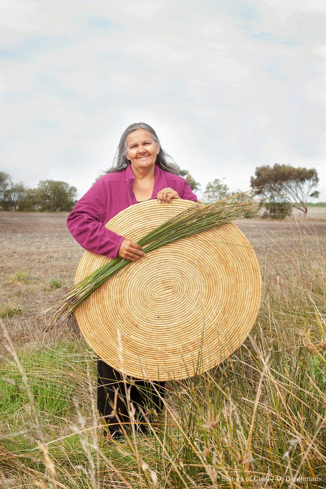 Basket Weaving Adelaide : Sisters of craft