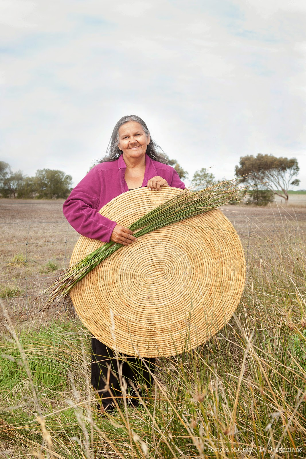 Basket Weaving Aboriginal : Sisters of craft ngarrindjeri weaving lives