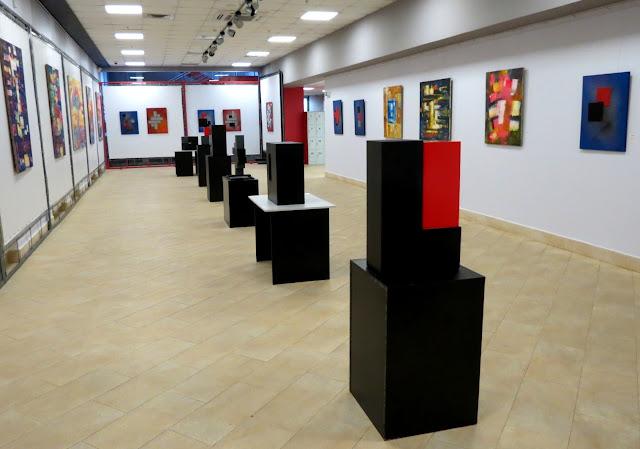Музей Современного искусства Украины, выставка