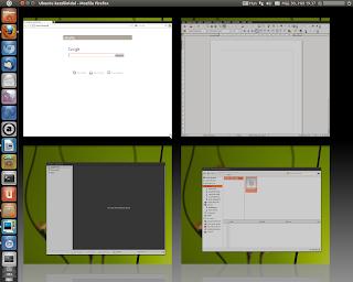Unity Desktop Ubuntu Linux